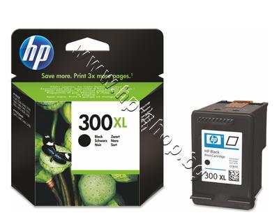 CC641EE Касета HP 300XL, Black