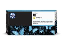 Мастила и глави за широкоформатни принтери » Глава HP 81, Yellow