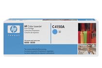 Тонер касети и тонери за цветни лазерни принтери » Тонер HP за 8500/8550, Cyan (8.5K)