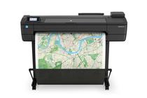 Широкоформатни принтери и плотери » Плотер HP DesignJet T730