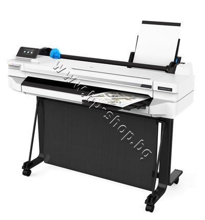 5ZY61A Плотер HP DesignJet T525 (91cm)