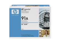 Тонер касети и тонери за лазерни принтери » Тонер HP 91A за IIISi/4Si (10.2K)