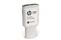 Мастила и глави за широкоформатни принтери » Мастило HP 727, Matte Black (300 ml)