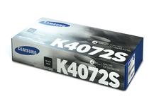 Тонер касети и тонери за цветни лазерни принтери Samsung » Тонер Samsung CLT-K4072S за CLP-320/CLX-3180, Black (1.5K)