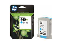 Мастила и глави за мастиленоструйни принтери » Мастило HP 940XL, Cyan