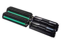 Тонер касети и тонери за цветни лазерни принтери Samsung » Тонер Samsung CLT-P504C за SL-C1810/C1860 4-pack, 4 цвята (7.9K)