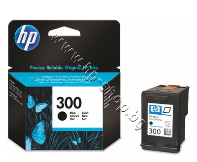 CC640EE Касета HP 300, Black