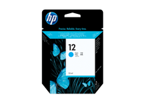 Мастила и глави за мастиленоструйни принтери » Мастило HP 12, Cyan