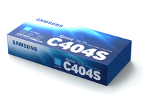 Тонер касети и тонери за цветни лазерни принтери Samsung » Тонер Samsung CLT-C404S за SL-C430/C480, Cyan (1K)