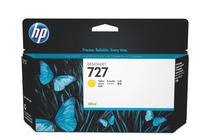 Мастила и глави за широкоформатни принтери » Мастило HP 727, Yellow (130 ml)