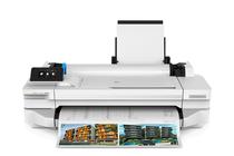 Широкоформатни принтери и плотери » Плотер HP DesignJet T125