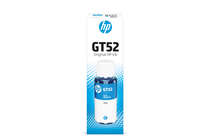 Мастила и глави за мастиленоструйни принтери » Мастило HP GT52, Cyan