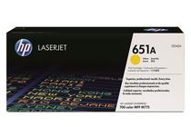 Тонер касети и тонери за цветни лазерни принтери » Тонер HP 651A за M775, Yellow (16K)