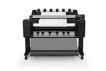 Широкоформатни принтери и плотери » Плотер HP DesignJet T2530 mfp
