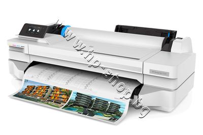 5ZY57A Плотер HP DesignJet T125