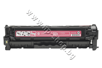 CF383A Тонер HP 312A за M476, Magenta (2.7K)