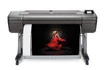 Широкоформатни принтери и плотери » Плотер HP DesignJet Z9+dr ps (112cm)