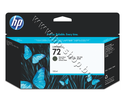 C9403A Мастило HP 72, Matte Black (130 ml)