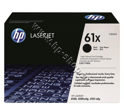C8061X Тонер HP 61X за 4100 (10K)