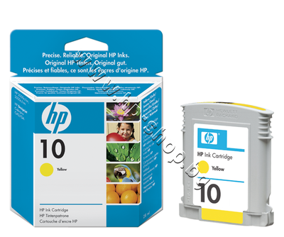 C4842A Мастило HP 10, Yellow
