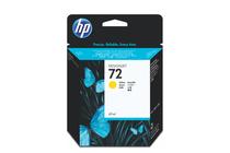 Мастила и глави за широкоформатни принтери » Мастило HP 72, Yellow (69 ml)