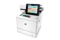 Лазерни многофункционални устройства (принтери) » Принтер HP Color LaserJet Enterprise M577f mfp