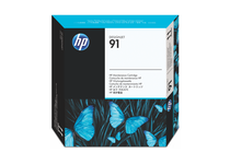 Мастила и глави за широкоформатни принтери » Касета за поддръжка HP 91