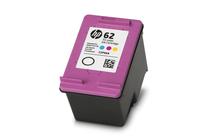Мастила и глави за мастиленоструйни принтери » Касета HP 62, Tri-color