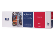Мастила и глави за широкоформатни принтери » HP Комплект за DJ CP UV, Magenta