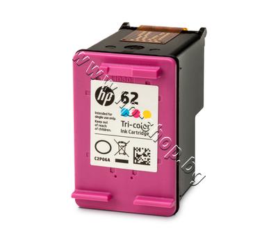 C2P06AE Касета HP 62, Tri-color