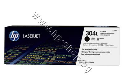 CC530L Тонер HP 304L за CP2025/CM2320, Black (1.2K)