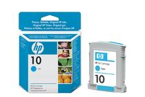 Мастила и глави за мастиленоструйни принтери » Мастило HP 10, Cyan