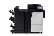 Лазерни многофункционални устройства (принтери) » Принтер HP LaserJet Enterprise M830z mfp