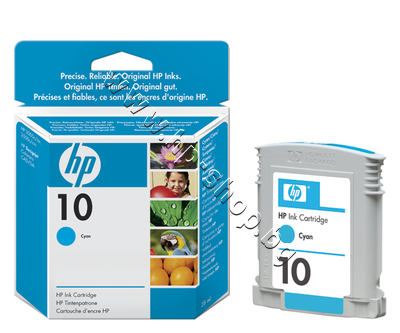 C4841A Мастило HP 10, Cyan